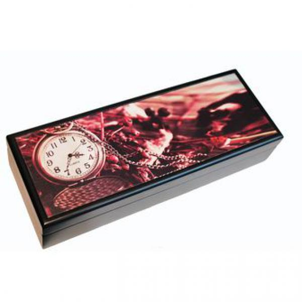 Ratios Watch Box - Pink