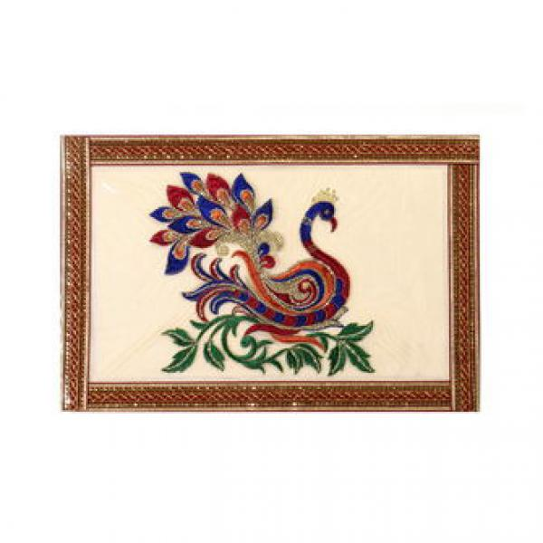 Ratios Danicing Peacock Table Mats