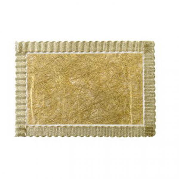 Ratios Gold Grass Table Mats