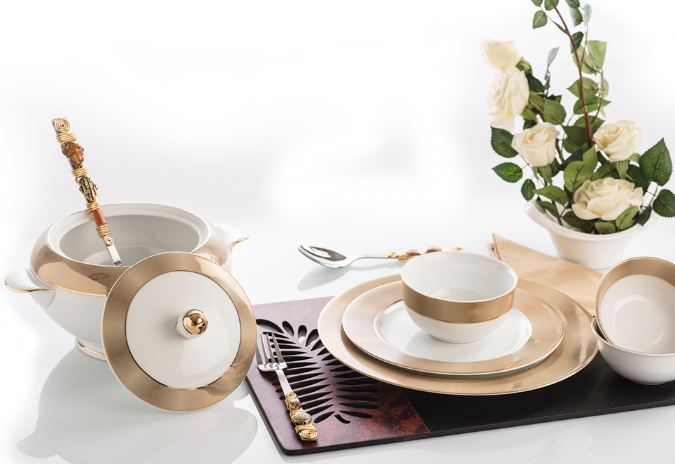 Redefine Elegance With Our Tableware Collection