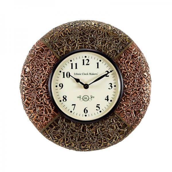 Vintage wall Clock ECM-2106