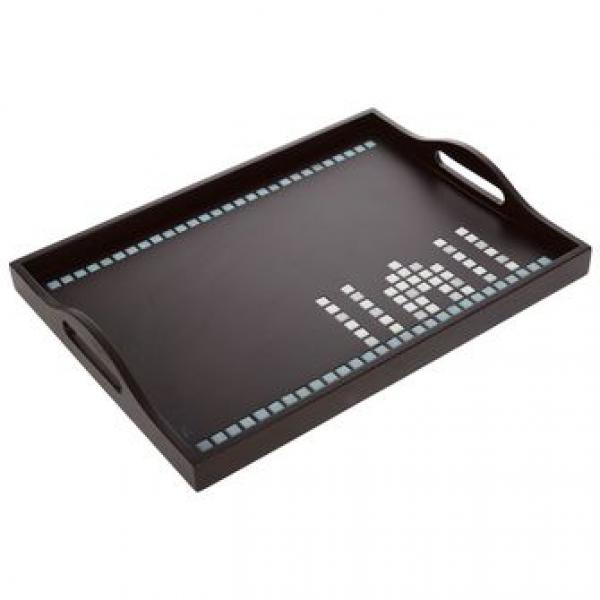 Ratios Taj White Tray Large
